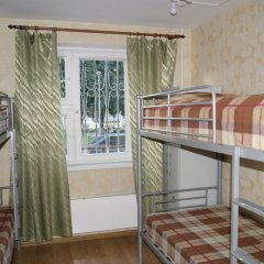 Blagovest Hostel on Tulskaya Кровать в мужском общем номере с двухъярусной кроватью фото 7