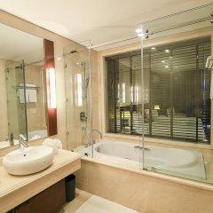 Saigon Halong Hotel 4* Номер Делюкс с различными типами кроватей фото 5