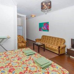Апартаменты Petal Lotus Apartments on Tsiolkovskogo Апартаменты с разными типами кроватей фото 17