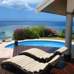 Отель Te Tavake by Tahiti Homes Французская Полинезия, Пунаауиа - отзывы, цены и фото номеров - забронировать отель Te Tavake by Tahiti Homes онлайн спа фото 2