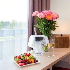 Hotel Lielupe by SemaraH 4* Улучшенный номер с двуспальной кроватью