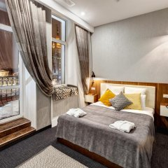 Гостиница Арбат Резиденс 4* Улучшенный номер с двуспальной кроватью фото 4