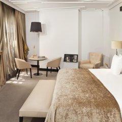 Отель Gran Melia Palacio De Los Duques 5* Люкс Red level разные типы кроватей фото 2