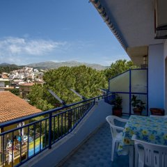 Отель Cielo Tinto Скалея балкон