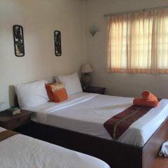 Отель Adarin Beach Resort 3* Улучшенное бунгало с различными типами кроватей фото 9