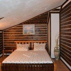 Gnezdo Gluharya Hotel Люкс с различными типами кроватей фото 8