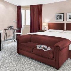 Hotel Ercilla 4* Номер Делюкс с 2 отдельными кроватями