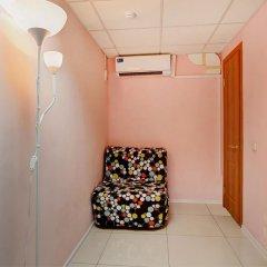 Мини-отель Брусника у метро Красносельская Номер с общей ванной комнатой с различными типами кроватей (общая ванная комната) фото 8