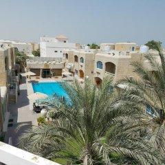 Отель Verona Resort ОАЭ, Шарджа - 5 отзывов об отеле, цены и фото номеров - забронировать отель Verona Resort онлайн балкон