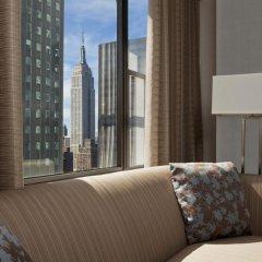 Отель Westin New York Grand Central 4* Номер категории Премиум с различными типами кроватей фото 2