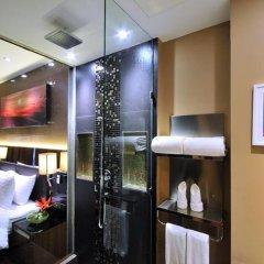 Отель The Continent Bangkok by Compass Hospitality 4* Номер категории Премиум с различными типами кроватей фото 48