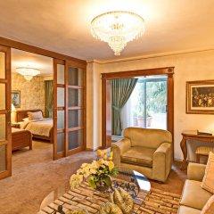 Отель Amman International 4* Люкс повышенной комфортности с различными типами кроватей фото 7