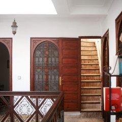 Отель Riad Al Warda балкон