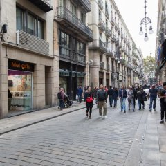 Отель No 24 - The Streets Apartments Испания, Барселона - отзывы, цены и фото номеров - забронировать отель No 24 - The Streets Apartments онлайн спортивное сооружение