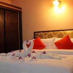 Krabi City View Hotel 3* Номер Делюкс с различными типами кроватей фото 11