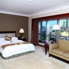 The Pavilion Hotel Shenzhen 4* Улучшенный номер с различными типами кроватей фото 9