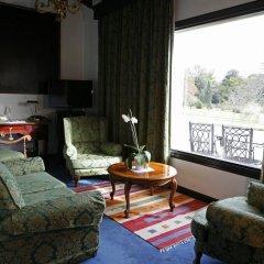 Отель San Román de Escalante 4* Люкс с различными типами кроватей фото 8