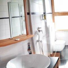 Отель Gasthof Stern Прато-алло-Стелвио ванная фото 2