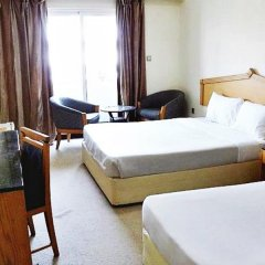 Rush Inn Hotel 2* Стандартный номер с различными типами кроватей фото 5