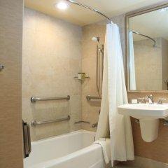 Отель DoubleTree by Hilton Bethesda - Washington D.C. США, Бетесда - отзывы, цены и фото номеров - забронировать отель DoubleTree by Hilton Bethesda - Washington D.C. онлайн ванная фото 3