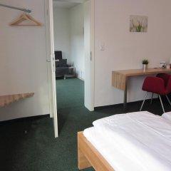 Hotel Waldesruh 2* Стандартный номер с двуспальной кроватью фото 10