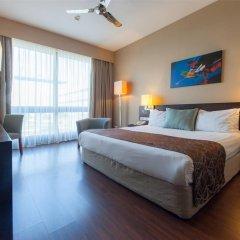 ISG Airport Hotel - Special Class 4* Номер Делюкс с разными типами кроватей фото 3
