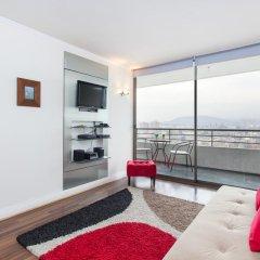 Отель myLUXAPART Las Condes Апартаменты с различными типами кроватей фото 17