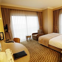 Silence Istanbul Hotel & Convention Center комната для гостей фото 3