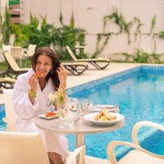 Экологический отель Villa Pinia бассейн фото 2