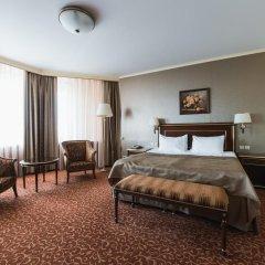 Президент-Отель 4* Стандартный номер с двуспальной кроватью фото 8