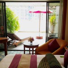 Boulevard Hotel Bangkok 4* Номер Делюкс с разными типами кроватей фото 9