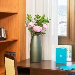 Gran Hotel Torre Catalunya 4* Номер Комфорт с двуспальной кроватью фото 3
