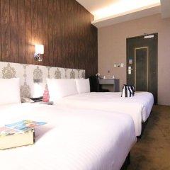 Ximen 101-s HOTEL 3* Стандартный семейный номер с различными типами кроватей фото 4