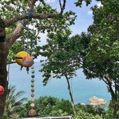 Отель Mom Tri S Villa Royale пляж Ката приотельная территория