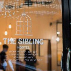 The Sibling Hostel Бангкок гостиничный бар