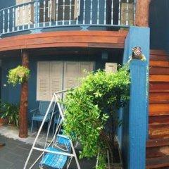 Отель Blue Chang House 3* Кровать в общем номере фото 5