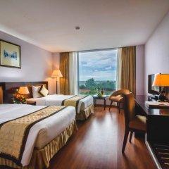 Mondial Hotel Hue 4* Улучшенный номер с различными типами кроватей фото 5