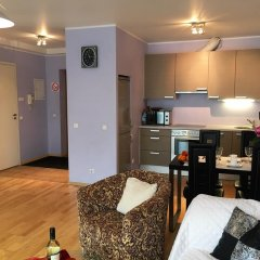 Апартаменты Romeo Family Kaarli Apartment в номере