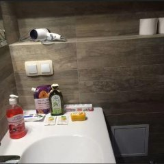 Гостиница Arcadia Lounge ванная