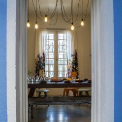 Отель Entre Barrios Hospederia Стандартный номер фото 13