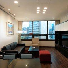 Отель Orakai Insadong Suites Южная Корея, Сеул - отзывы, цены и фото номеров - забронировать отель Orakai Insadong Suites онлайн комната для гостей фото 5
