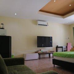 Отель Kamala Tropical Garden 3* Студия с двуспальной кроватью фото 5
