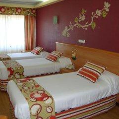 Отель Almirante Испания, Ла-Корунья - отзывы, цены и фото номеров - забронировать отель Almirante онлайн комната для гостей фото 4