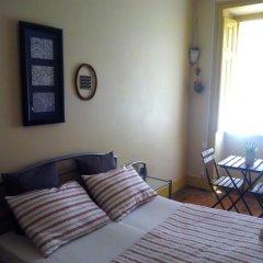 Refuge in Santa Marta Hostel Стандартный номер с двуспальной кроватью (общая ванная комната) фото 4