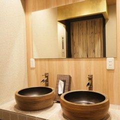 SAMURAIS HOSTEL Ikebukuro Кровать в общем номере с двухъярусной кроватью фото 9