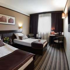 Park Hotel Diament Katowice 4* Стандартный номер с различными типами кроватей фото 3