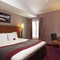 Отель Mercure Paris Opéra Garnier 4* Стандартный номер с двуспальной кроватью фото 7