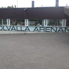 Отель Hotell Solvalla Финляндия, Эспоо - отзывы, цены и фото номеров - забронировать отель Hotell Solvalla онлайн приотельная территория