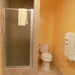 Апартаменты El Patio Inn Studio City Лос-Анджелес ванная