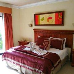 Отель Gran Real Yucatan 3* Номер Делюкс с разными типами кроватей фото 2